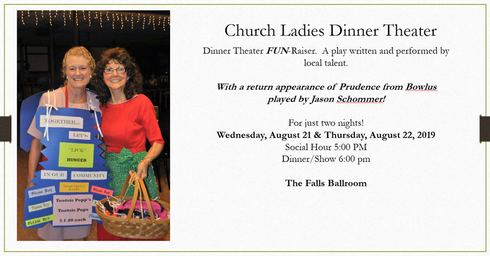 Church Ladies Dinner Theater