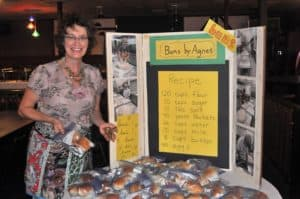 Buns by Agnes - Church Ladies - Helping the Hungry