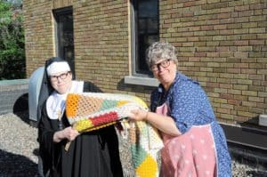 Church Ladies - Helping the Homeless