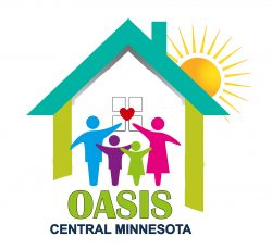 Oasis Central Minnesota Logo